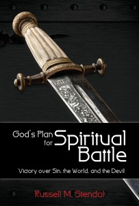 Gods Plan for Spiritual Battle, Russel M Stendal Front Cover Only