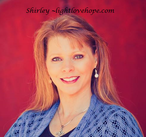 Shirley Light Love Hope pic