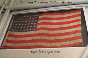 Finding Freedom In Our Stories